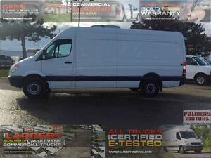 2011 Mercedes-Benz Sprinter 170 EXTENDED