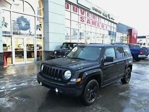 2015 Jeep PATRIOT 4X4 Altitude