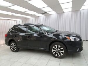 2015 Subaru Outback V6! LIMITED AWD WITH NAVIGATION - ONE OWNER