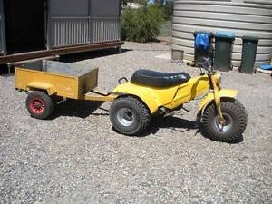 1980YAMAHA YT125G TRIKE AND TRAILER Two Wells Mallala Area Preview