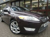 FORD MONDEO 1.8 TDCi Titanium X 6 Speed 5dr (red) 2008