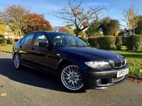 2003 BMW 3 Series 2.2 320i Sport 4dr Family Saloon