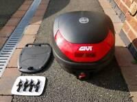 Givi Motorbike / Scooter Topbox
