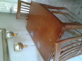 dinong table 2 chairs