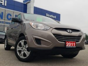 2011 Hyundai Tucson GL | 1 OWNER | NO ACCIDENTS |