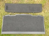 Suzuki Swift Parcel Shelf & Split Fold Shelf