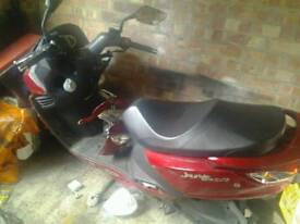 2013 sym joyride 125 cc spare or repair