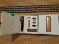 PAX 3 vaporizer complete kit rose gold