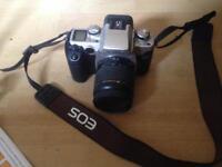 Canon eos50e camera