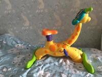VTech Giraffe Bike EXCELLENT condition