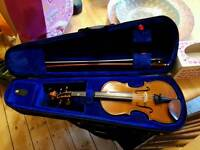 Violin 1/8 size beginners