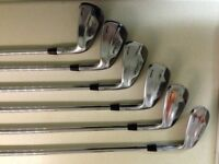 Titleist TMB irons 4-PW, Px 5.5 shafts