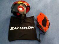 Salomon Ski/Snowboard helmet