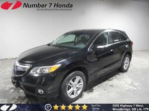 2014 Acura RDX Tech Pack| Leather, Navi, All-Wheel Drive