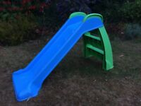 Little Tikes First Slide - Blue and Green