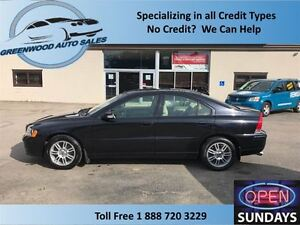 2008 Volvo S60 Leather,sunroof,cruise,ac!!!!