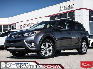 2015 Toyota RAV4 XLE WITH ONLY 19818 KMS!!!!!
