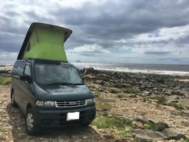 Ford Freda / Mazda Bongo for sale. Casually converted (8 seater people carrier or 2 seater camper)