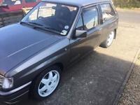 Vauxhall nova 1.4 luxe