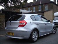 !!! BMW 118D 2.0 DIESEL 6 SPEED M SPORT EXTRAS !!! 5 DOOR 2006 PLATE !!! 1 SERIES !