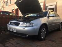 Audi A3 Breaking. Parts recaro leather seats.