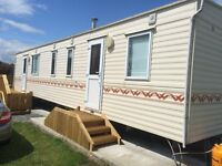 willerby static caravan on site