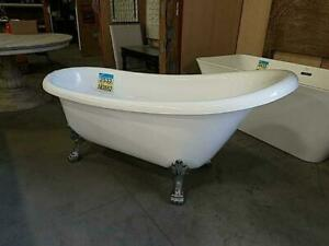 Tubs, Showers, Vanities, Faucets, and more at Auction - Ends October 16th