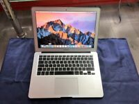 """APPLE MACBOOK AIR 13"""" i7 4GB RAM 256 SSD=2011=COLLECTION FROM SHOP E17 9AP=fixed price=e76"""