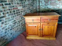 Solid Pine Sideboard / Cupboard