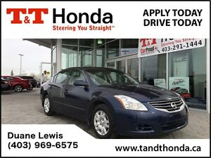 2012 Nissan Altima 2.5 S *Keyless Entry, Auxilliary, Cruise Cont