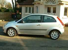 FORD FIESTA STYLE CLIMATE 2007 1.2