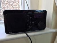 Logik LOGDi218 DAB/FM/iPOD radio