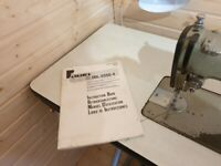 Juki DDL 555 Industrial Sewing Machine