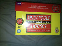 Only Fools And Horses DVD Box Set Discs The Complete Collection Series Specials