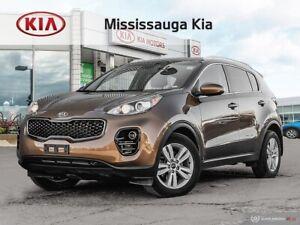 2017 Kia Sportage LX ALL WHEEL DRIVE