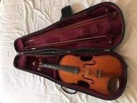 """Stentor student"" full size violin"