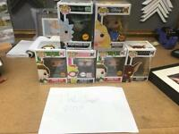 Chase And Exclusive Funko Pop Vinyl Figures - Pops - Funkos