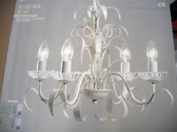 Brand New unwanted chandeliers from NEXT in original packaging