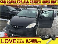 2008 Mazda MAZDA5 GS * JUST IN * AS IS