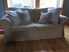 IKEA Ektorp 2 seat sofa V good condition