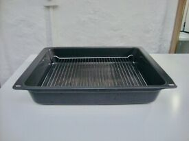 Bosch Oven Drip Pan and rack