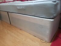 Double bed frame with mattress only £40