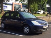 FORD FIESTA 1.2 LX 2005 (54 REG)**£849**LONG MOT*SERVICE HISTORY*BLUE*3 DOOR*PX WELCOME*DELIVERY*