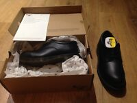 Brand new steel toe capped work shoes. Dr Martens with box and tags.