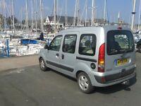Renault kangoo ROOF BARS, galvanised, complete...