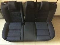 Rear Seat for a Peugeot 307