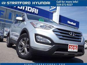 2015 Hyundai Santa Fe Sport 2.4 Premium | AWD | HEATED SEATS & W