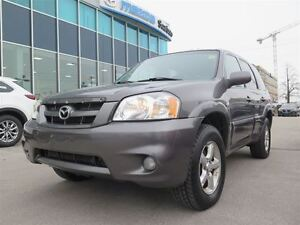 2006 Mazda Tribute GS AWD MOON ROOF