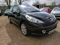 PEUGEOT 207 HDi GT - TOP SPEC - PANROOF ++