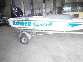 16 foot speed boat